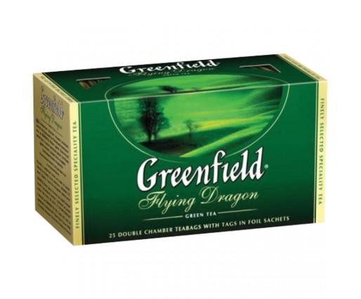 """Гринфилд """"Flying Dragon"""" green(2гр*25*15)"""