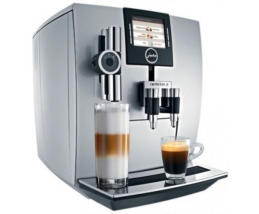 Купить в Николаеве кофемашину Jura J9 с доставкой.