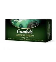 "Гринфилд ""Jasmin Dream"" green"