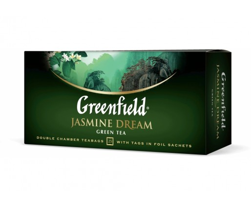 "Гринфилд ""Jasmin Dream"" green"