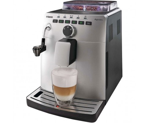 Купить кофемашинку Saeco Intuita Cappuccino в Николаеве, Б/У.