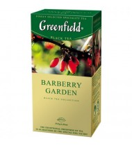 "Гринфилд ""Barberry Garden"" black"