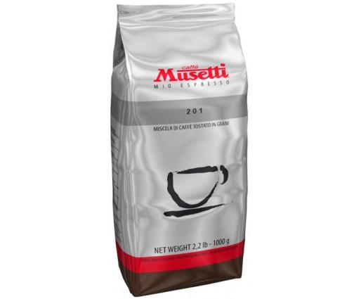 Кофе зерновой Musetti 201