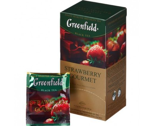 "Гринфилд ""Клубника Шоколад"""