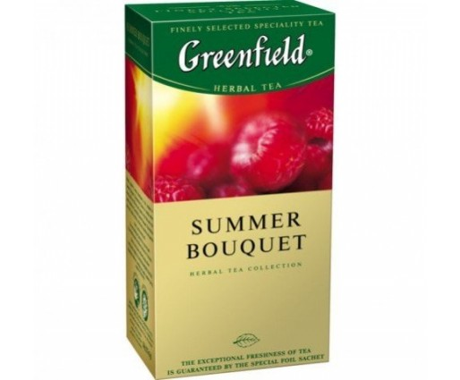 "Гринфилд ""Summer Bouquet"" herbal"