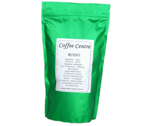 Кофе зерновой Prima Italiano ROSSO