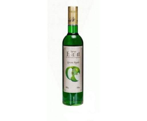 Сироп Зеленое яблоко Emmi