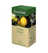 "Гринфилд ""Lemon Spark"" black"