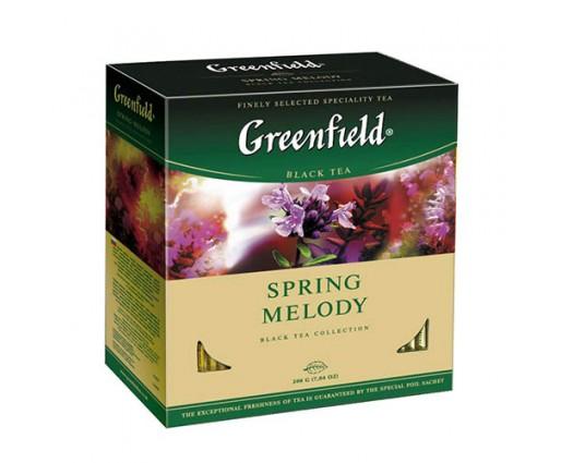"""Гринфилд """"Spring Melody"""" herbal(1.5гр*100шт*10)"""