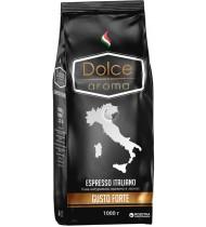 Кофе в зернах Dolce Aroma Gusto Forte (1 кг.)