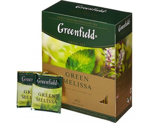 "Гринфилд ""Green Melissa"" green"