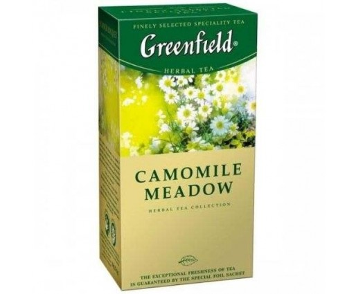 "Гринфилд ""Camomile Meadow"" herbal(1.5гр*25*10)"