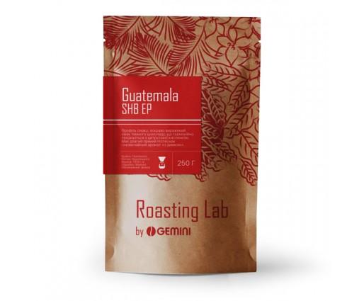 Кофе в зернах Моносорт Guatemala SHB EP Gemini (250 г.)