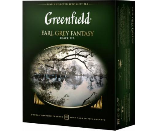 "Гринфилд ""Earl Grey Fantazy"" black"