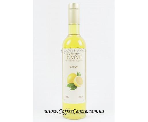 Сироп Лимон Emmi (900г.)