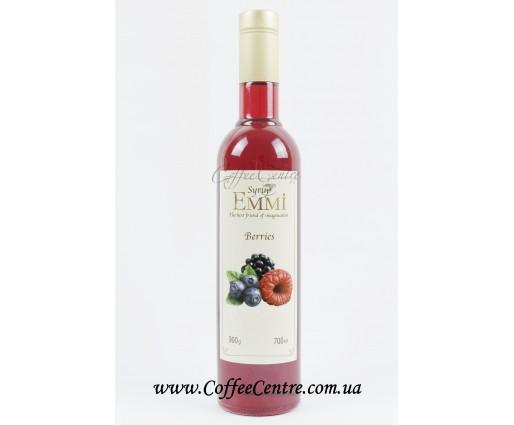Сироп Лесные ягоды Emmi (900г.)