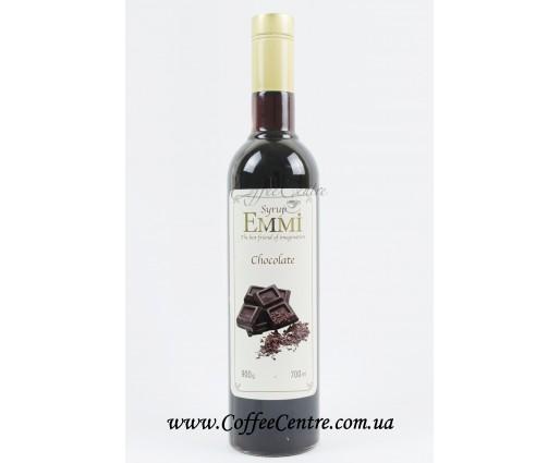 Сироп Шоколад Emmi (900г.)